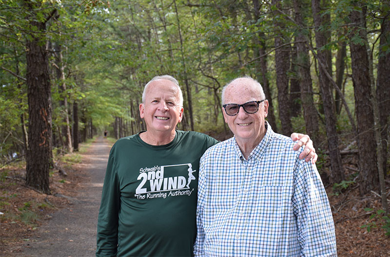 Veteran Cross-Country Coaches Bestowed with NYS Honors