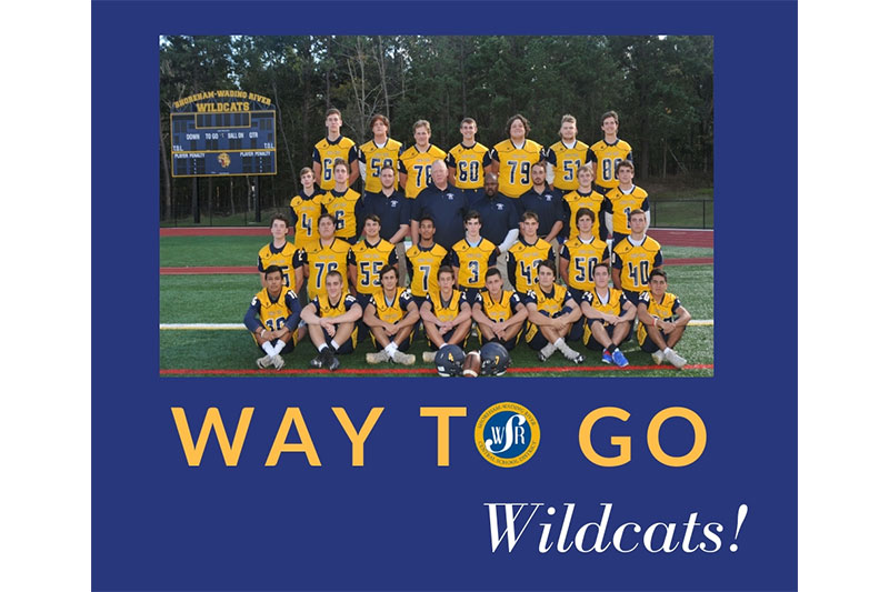 Way To Go Wildcats photo