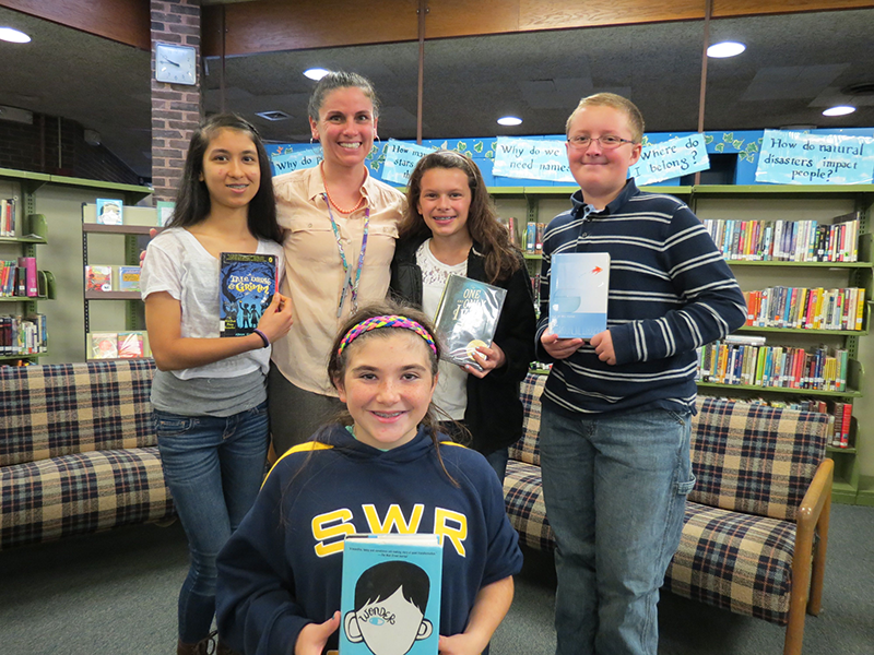 Librarian Creates Culture of Reading