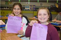 Prodell students utilize technology to share kindness photo
