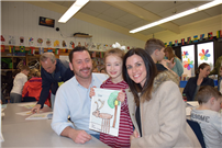 Miller Avenue celebrates young authors photo