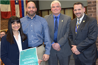 SWR Boasts National Board-Certified Teacher photo