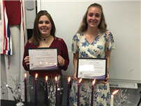 Students Inducted into National Technical Honor Society Photo