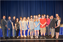 SWR introduces Class of 2018 top students photo