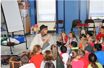 Children's Book Author Julia Cook Wows Students at Miller Avenue School photo