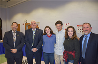 Student-musicians honored by Shoreham-Wading River Board of Education photo