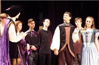 Rave reviews for Shoreham-Wading River High School's 'Kiss Me Kate' photo