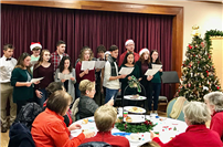 Student-musicians share a few holiday favorites photo