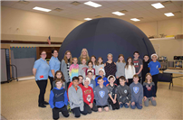 Out-of-this world experience for Wading River School students photo