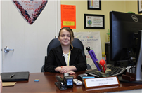 Wading River School student takes leadership role as 'Principal for the Day' photo