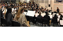 Shoreham-Wading River High School share their musical talents at SCMEA concert photo