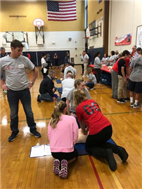 More than 300 Residents Attend Youth Heart Screening photo 2