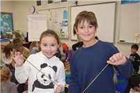 Wading River students explore Native American technology photo 3