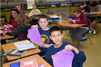 Prodell students utilize technology to share kindness photo 4