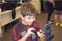 A new dimension to learning: Augmented Reality program piloted at Wading River Elementary School photo 2