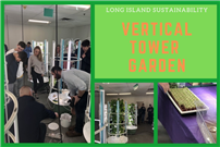 How our Vertical Garden Grows photo